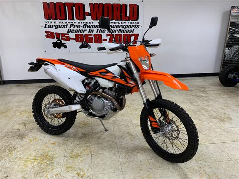 2018 KTM 500 EXC-F in Herkimer, New York