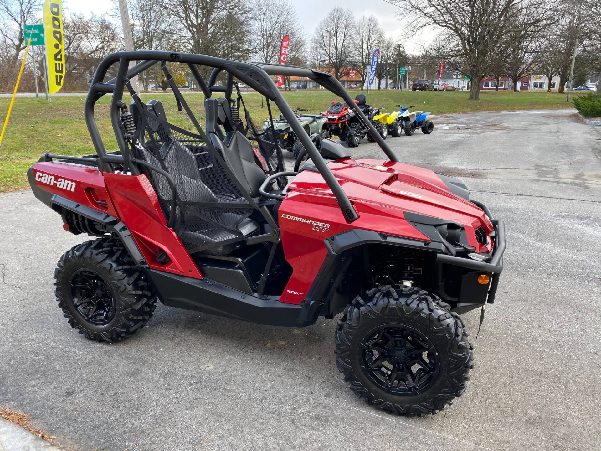2018 Can-Am Commander XT 800R in Herkimer, New York - Photo 7