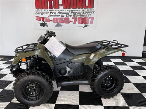 2019 Suzuki KingQuad 400ASi Camo in Herkimer, New York - Photo 1