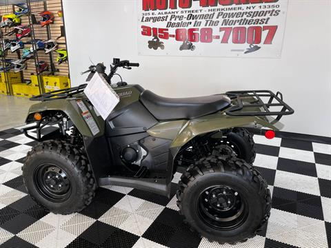 2019 Suzuki KingQuad 400ASi Camo in Herkimer, New York - Photo 3