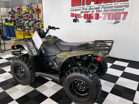 2019 Suzuki KingQuad 400ASi Camo in Herkimer, New York - Photo 4