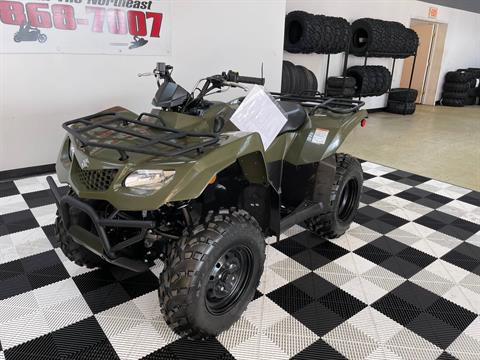 2019 Suzuki KingQuad 400ASi Camo in Herkimer, New York - Photo 6
