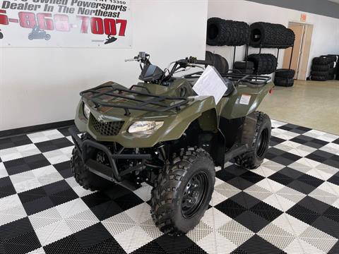 2019 Suzuki KingQuad 400ASi Camo in Herkimer, New York - Photo 7