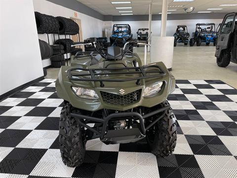 2019 Suzuki KingQuad 400ASi Camo in Herkimer, New York - Photo 8