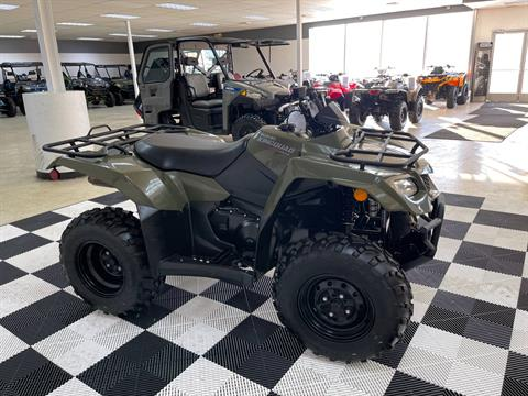 2019 Suzuki KingQuad 400ASi Camo in Herkimer, New York - Photo 11