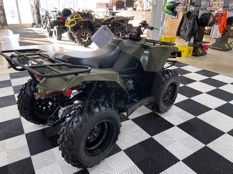 2019 Suzuki KingQuad 400ASi Camo in Herkimer, New York - Photo 13