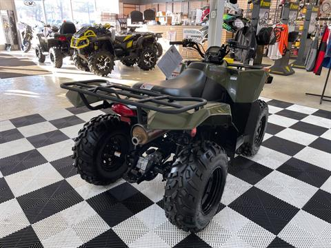 2019 Suzuki KingQuad 400ASi Camo in Herkimer, New York - Photo 15