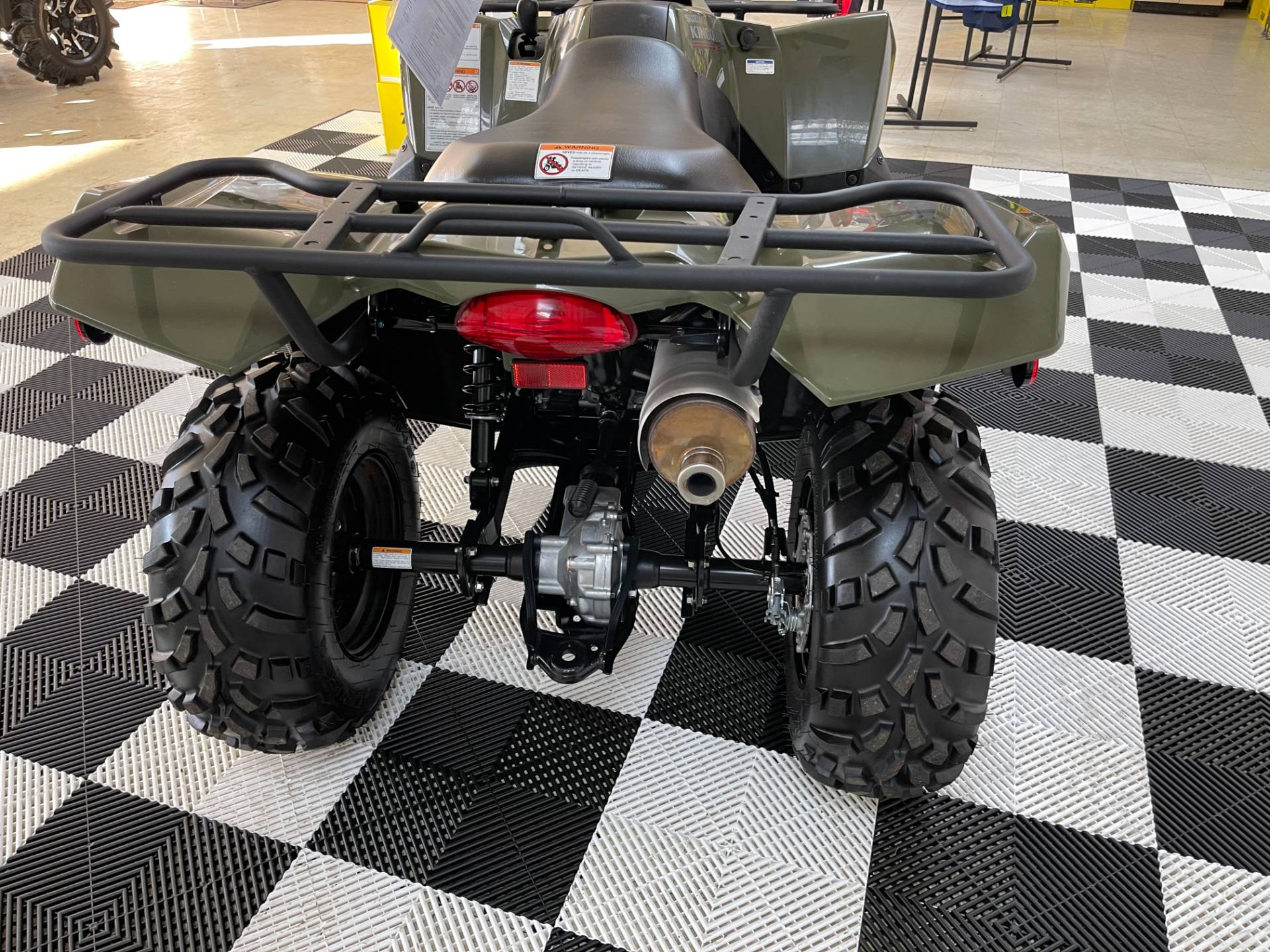 2019 Suzuki KingQuad 400ASi Camo in Herkimer, New York - Photo 18