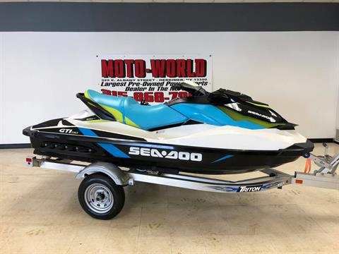 2015 Sea-Doo GTI™ SE 130 in Herkimer, New York