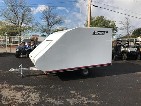 2018 Triton Trailers TC118 in Herkimer, New York