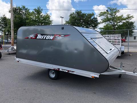 2018 Triton Trailers XT11-101 SQ in Herkimer, New York
