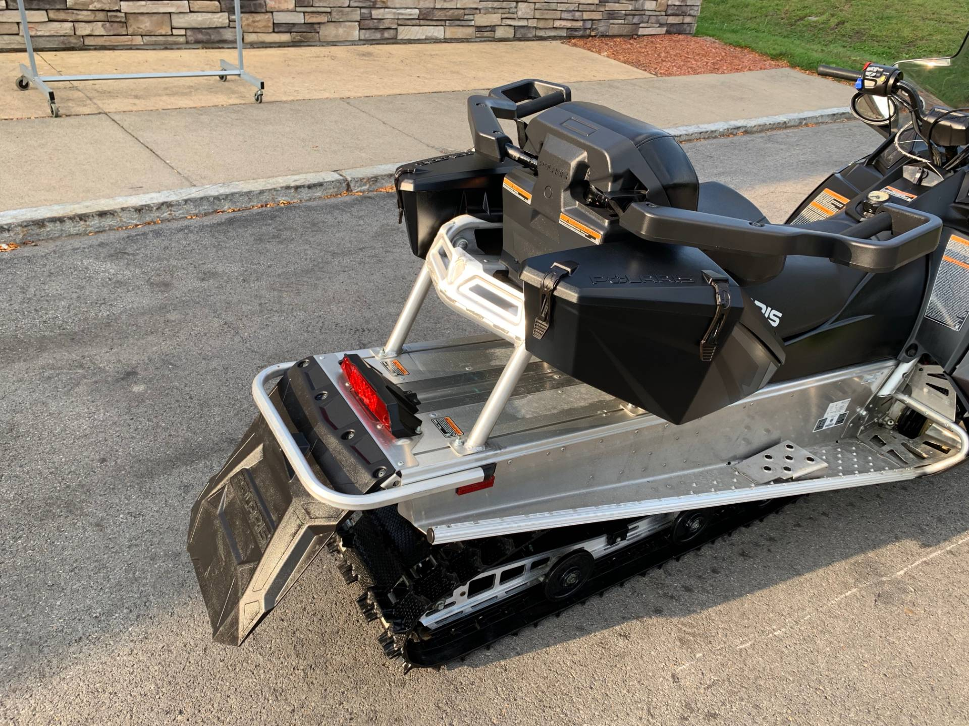 2019 Polaris 550 INDY Adventure 144 ES in Herkimer, New York - Photo 12