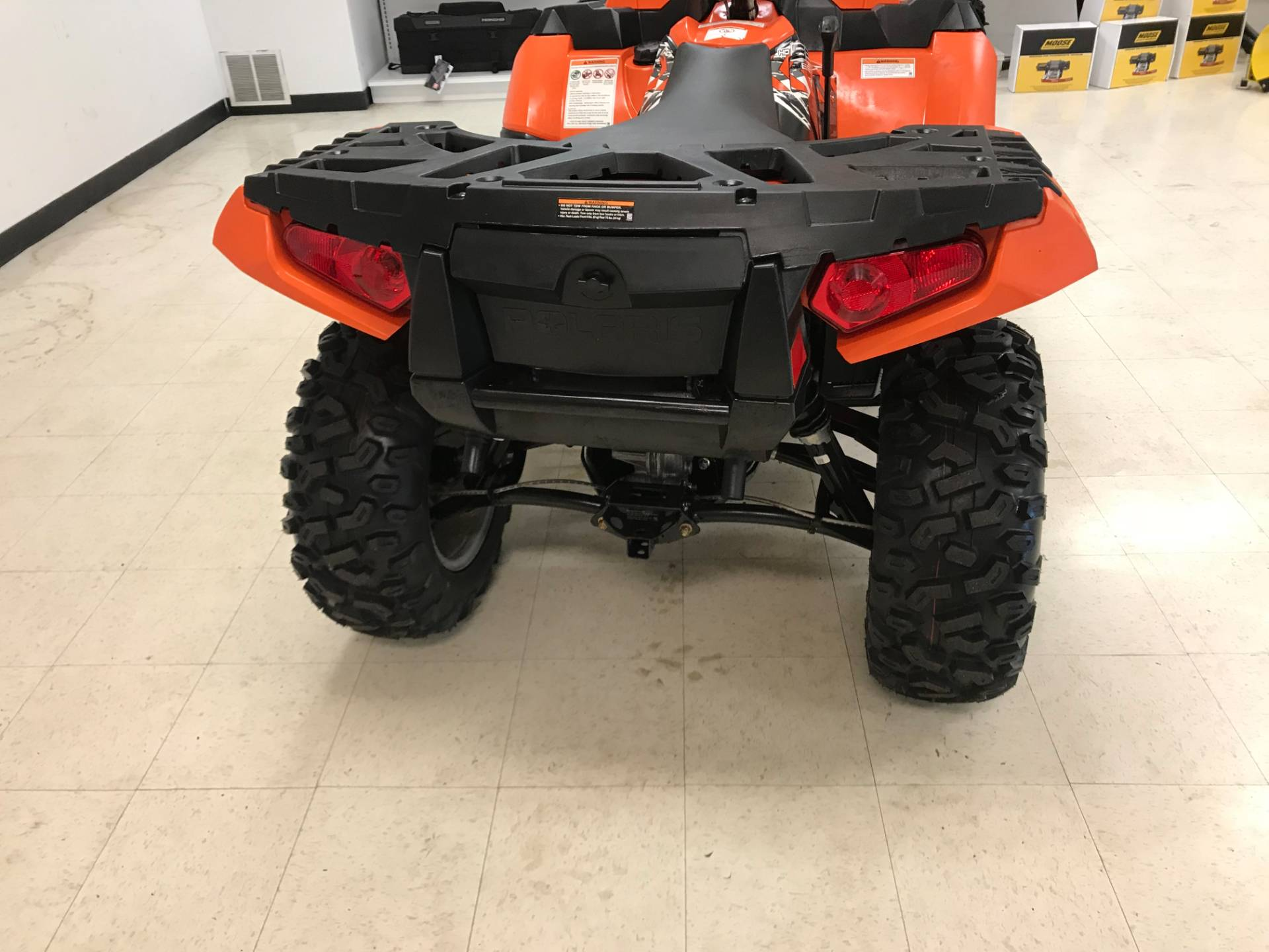 2016 Polaris Sportsman 850 High Lifter Edition in Herkimer, New York