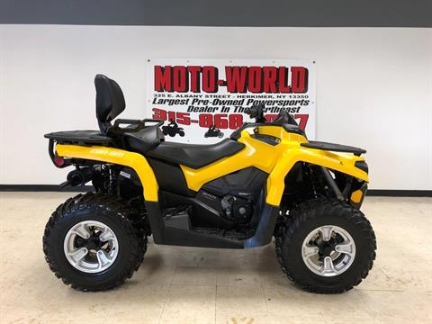2015 Can-Am Outlander™ L MAX DPS™ 500 in Herkimer, New York