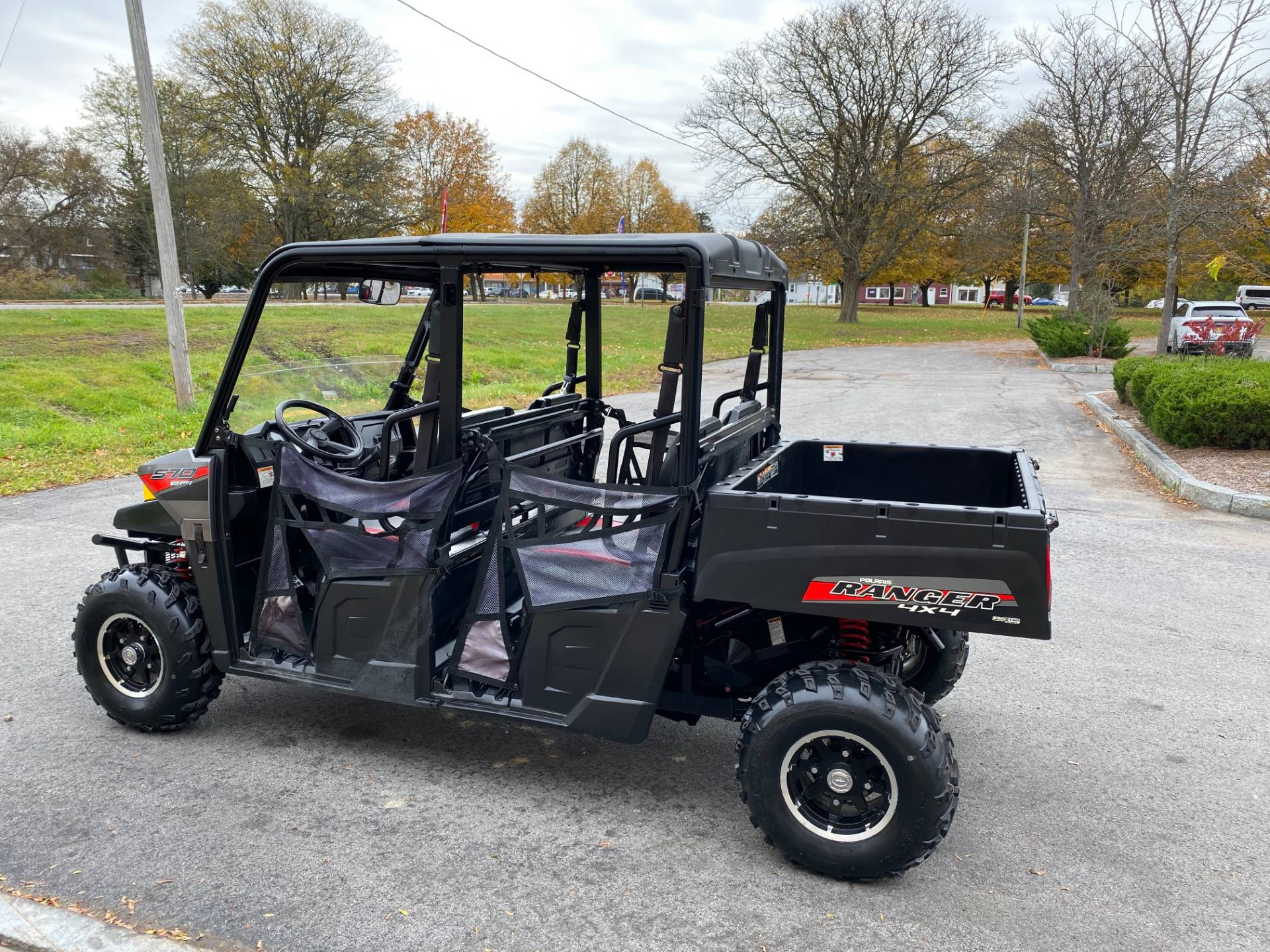 2017 Polaris Ranger Crew 570-4 EPS in Herkimer, New York - Photo 9