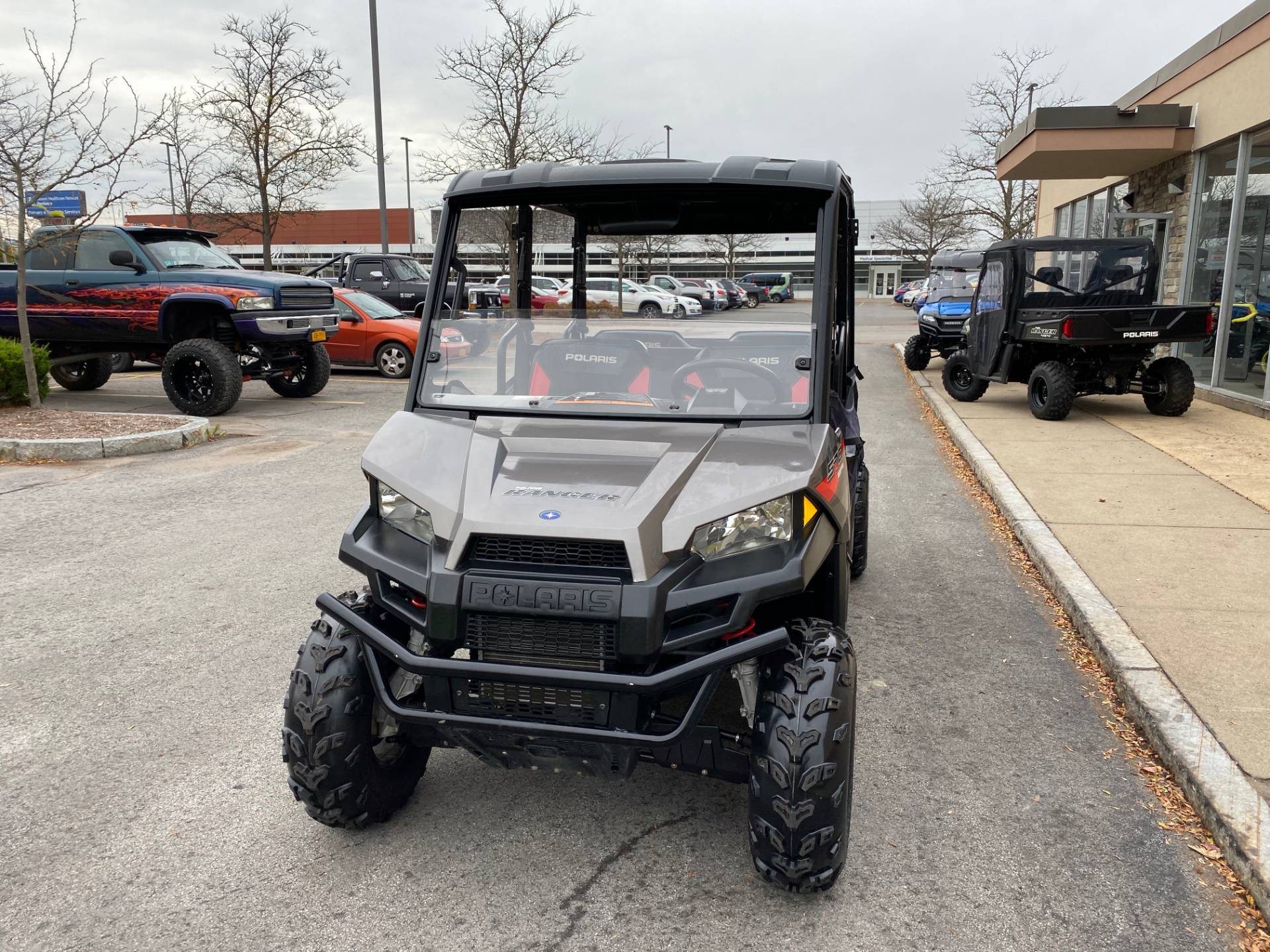 2017 Polaris Ranger Crew 570-4 EPS in Herkimer, New York - Photo 12