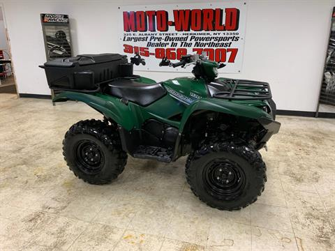 2017 Yamaha Grizzly EPS in Herkimer, New York