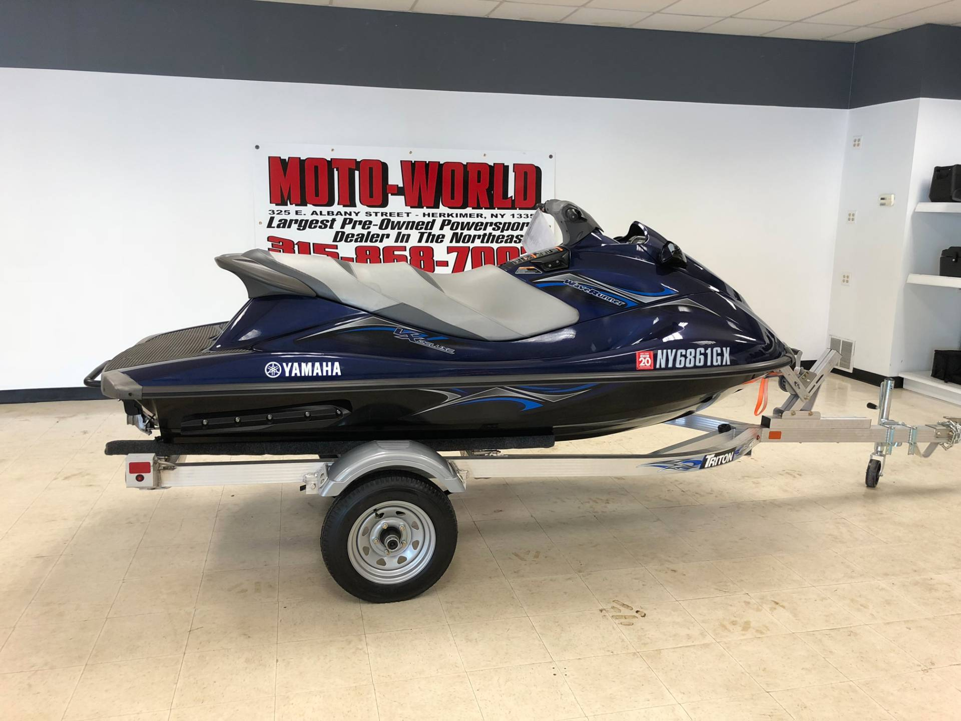 2014 Yamaha VX Deluxe for sale 200611