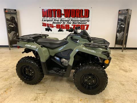 2018 Can-Am Outlander 570 in Herkimer, New York