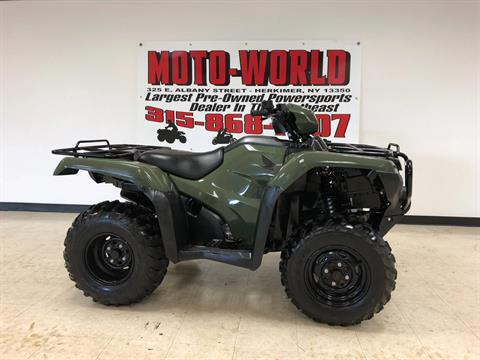 2016 Honda FourTrax Foreman 4x4 ES Power Steering in Herkimer, New York
