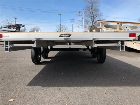 2018 Triton Trailers ATV168 in Herkimer, New York