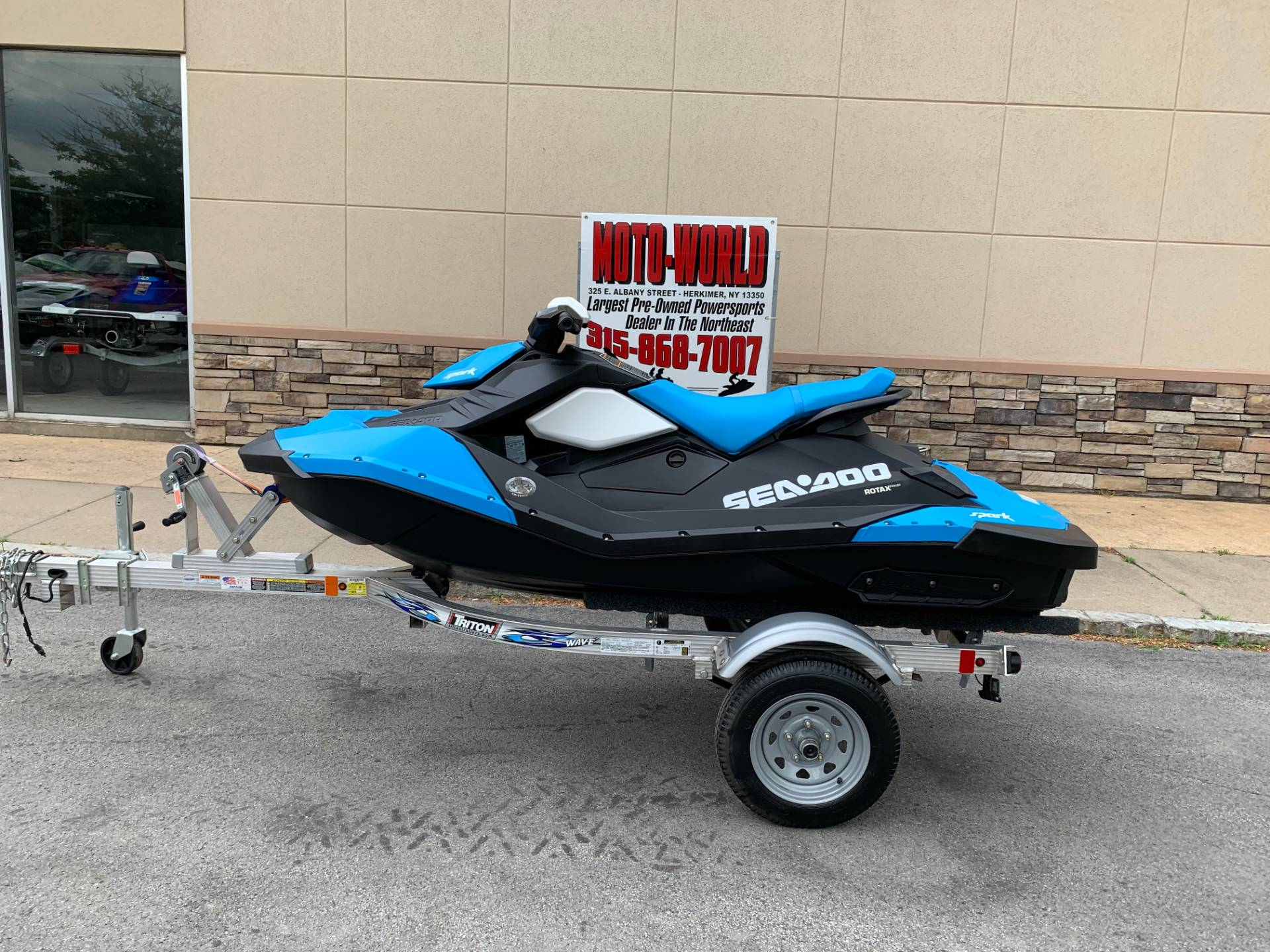 2016 Sea-Doo Spark 2up 900 ACE in Herkimer, New York - Photo 1