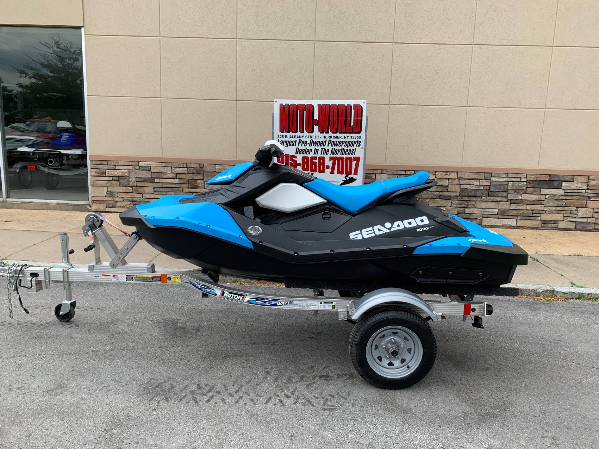 2016 Sea-Doo Spark 2up 900 ACE in Herkimer, New York - Photo 2