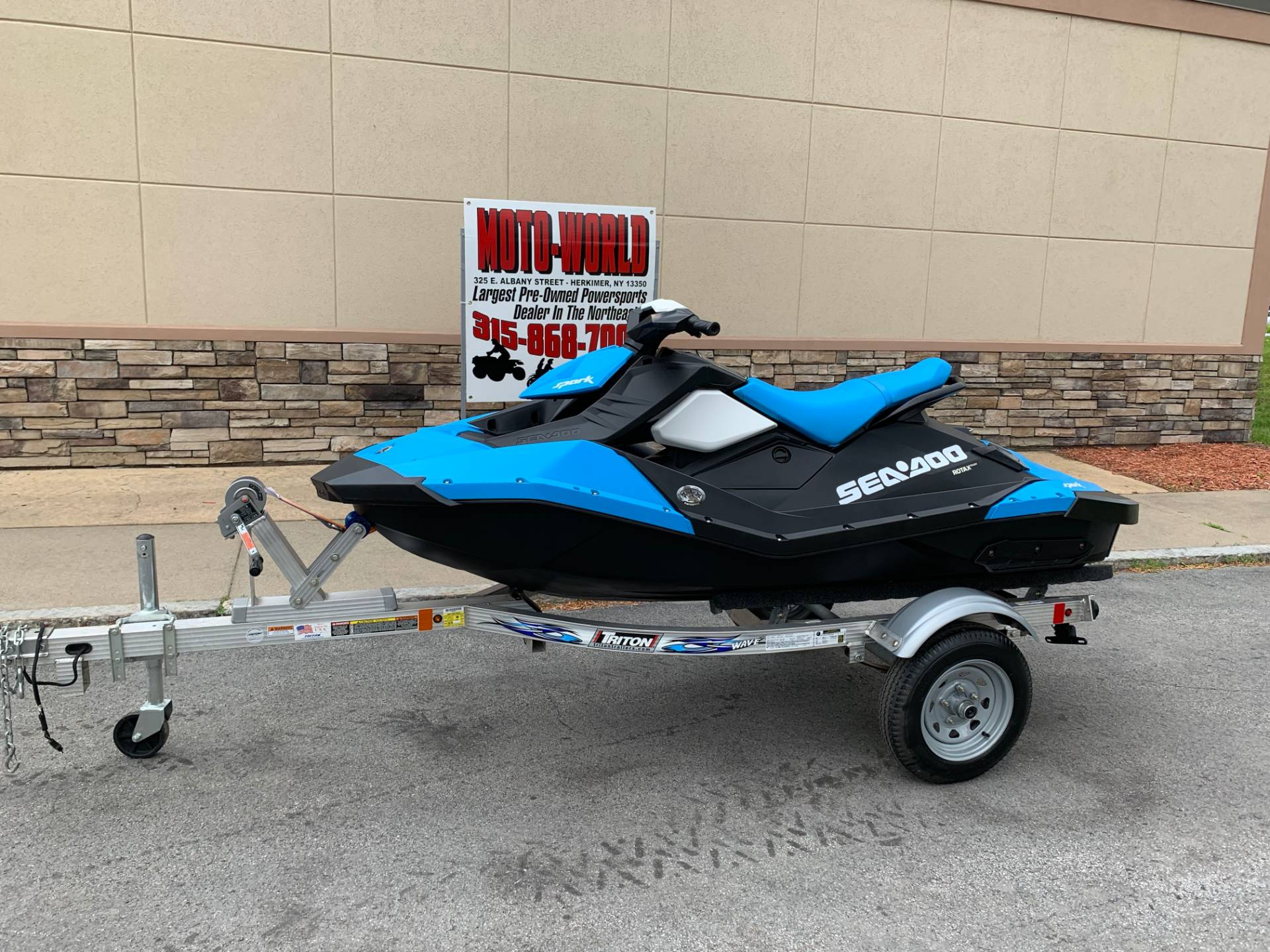 2016 Sea-Doo Spark 2up 900 ACE in Herkimer, New York - Photo 3