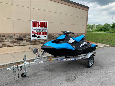 2016 Sea-Doo Spark 2up 900 ACE in Herkimer, New York - Photo 4