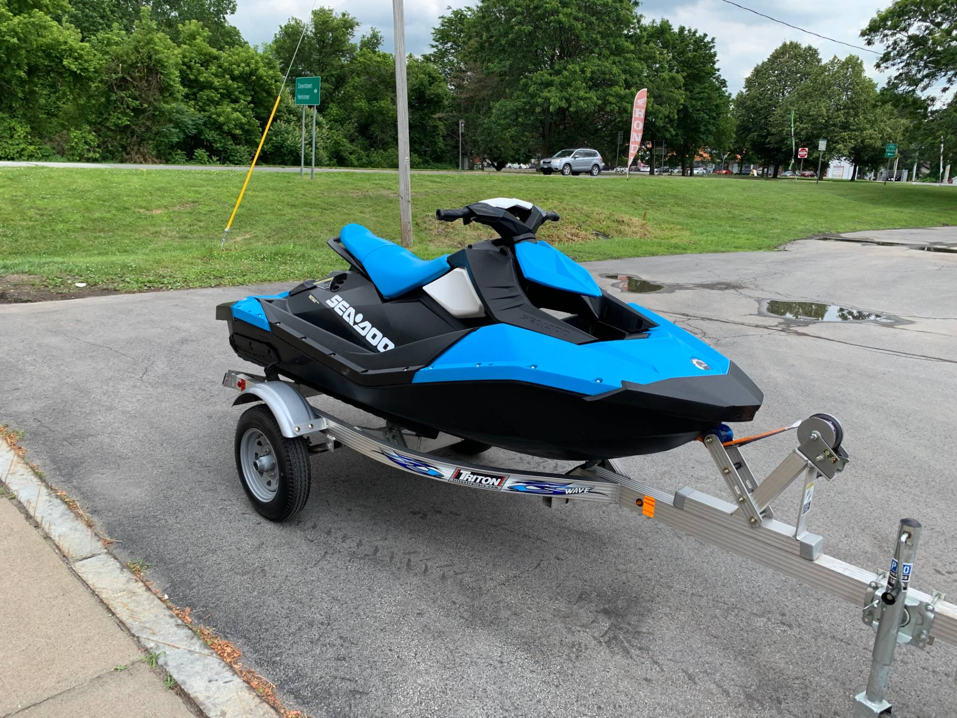 2016 Sea-Doo Spark 2up 900 ACE in Herkimer, New York - Photo 7