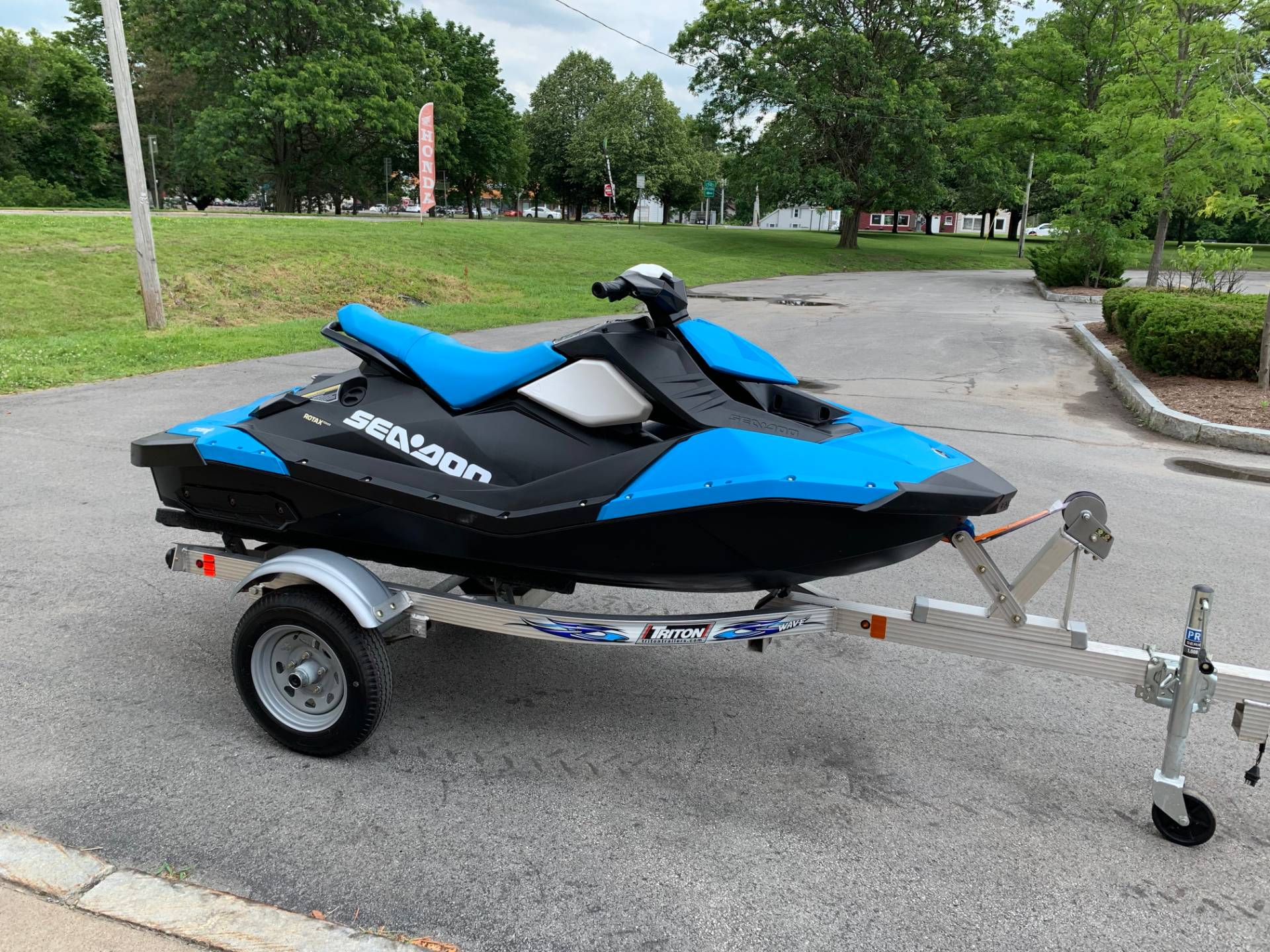 2016 Sea-Doo Spark 2up 900 ACE in Herkimer, New York - Photo 8