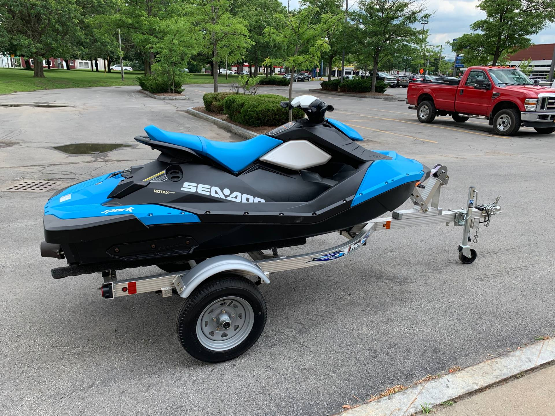 2016 Sea-Doo Spark 2up 900 ACE in Herkimer, New York - Photo 10