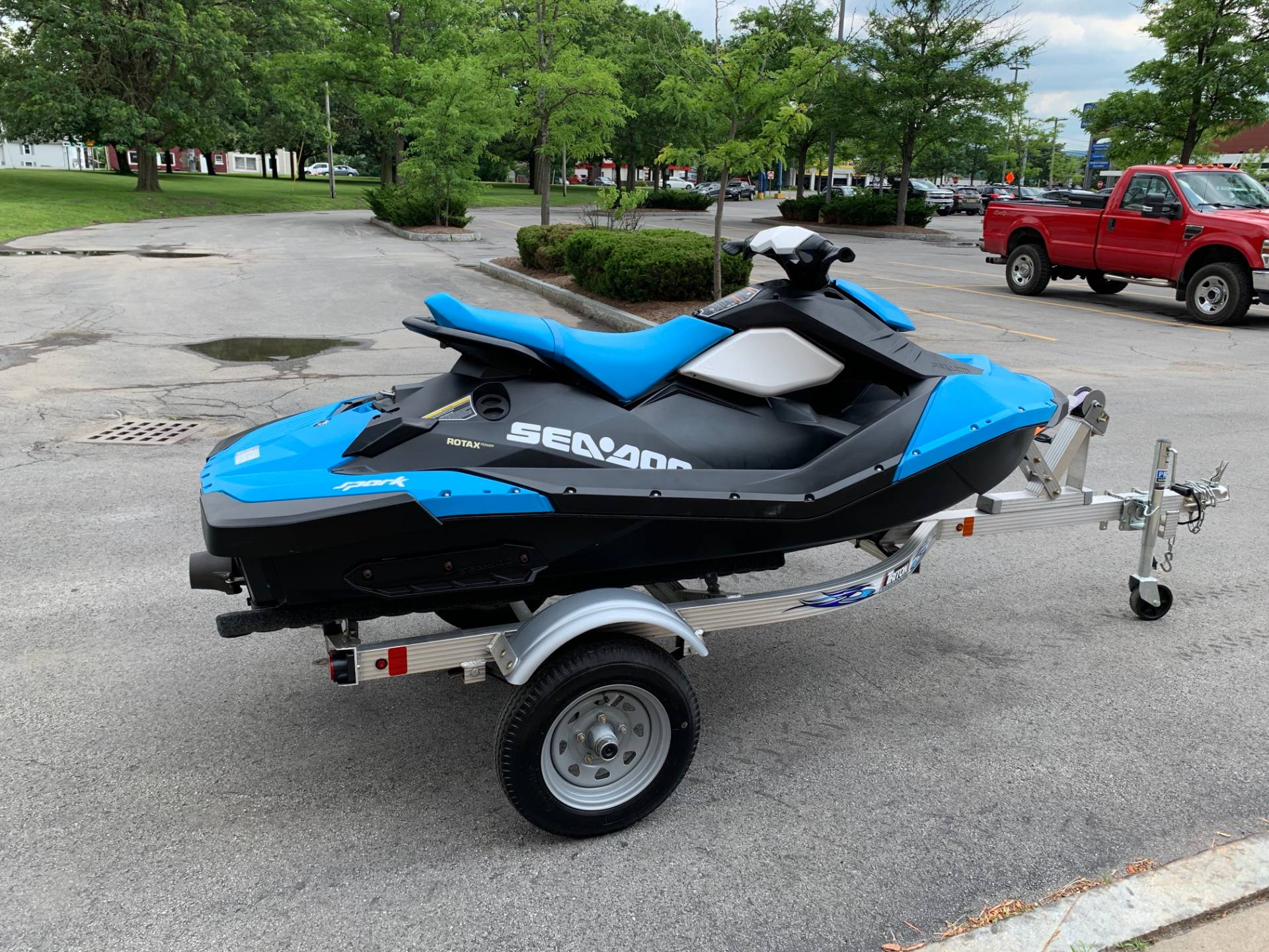 2016 Sea-Doo Spark 2up 900 ACE in Herkimer, New York - Photo 11