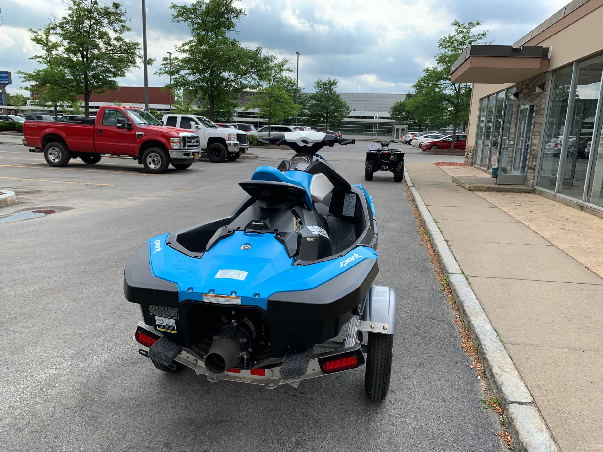 2016 Sea-Doo Spark 2up 900 ACE in Herkimer, New York - Photo 13