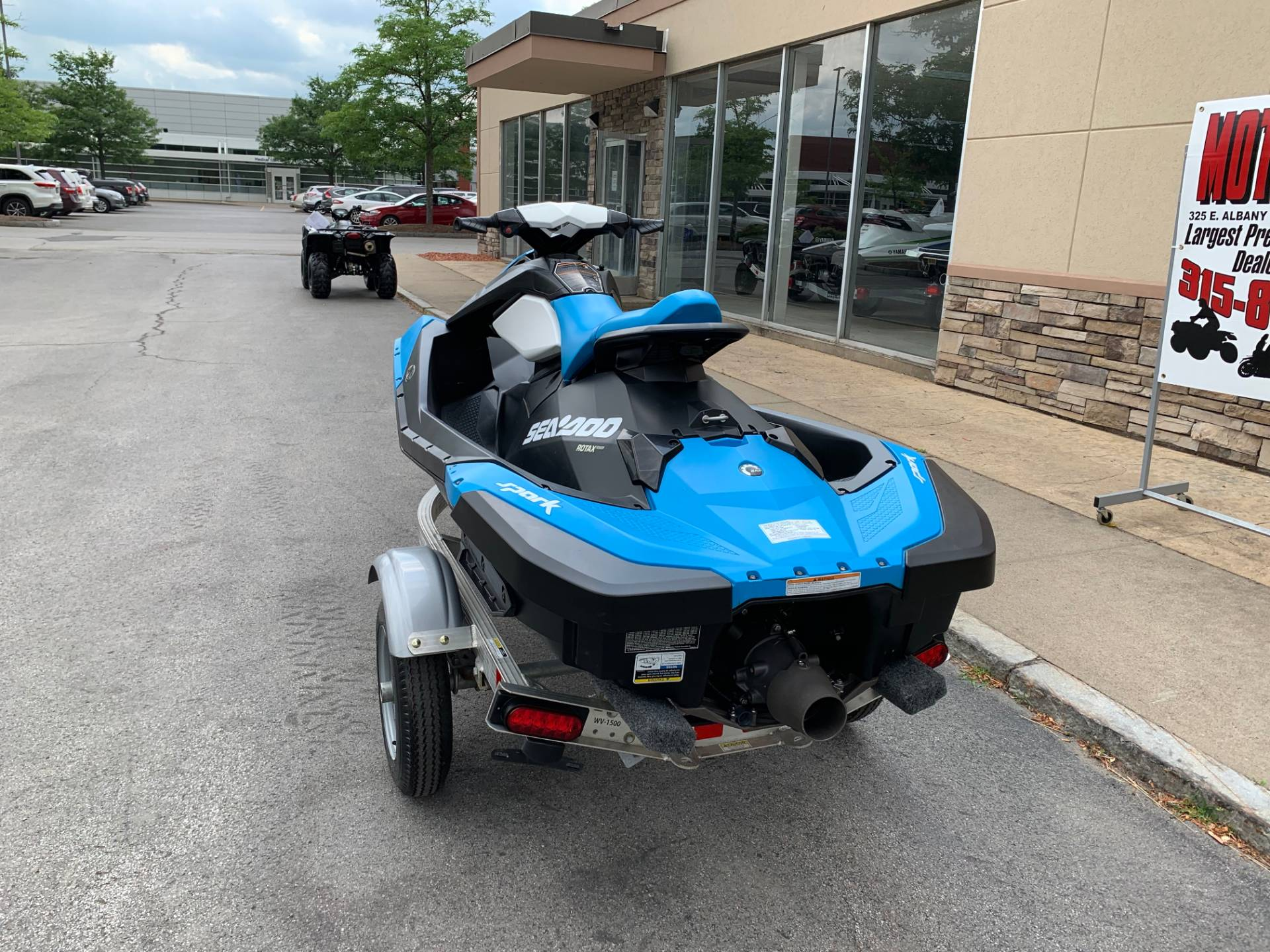 2016 Sea-Doo Spark 2up 900 ACE in Herkimer, New York - Photo 15