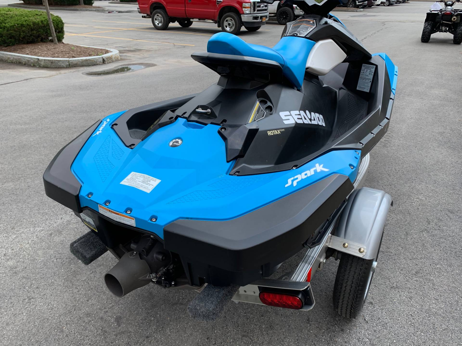 2016 Sea-Doo Spark 2up 900 ACE in Herkimer, New York - Photo 17