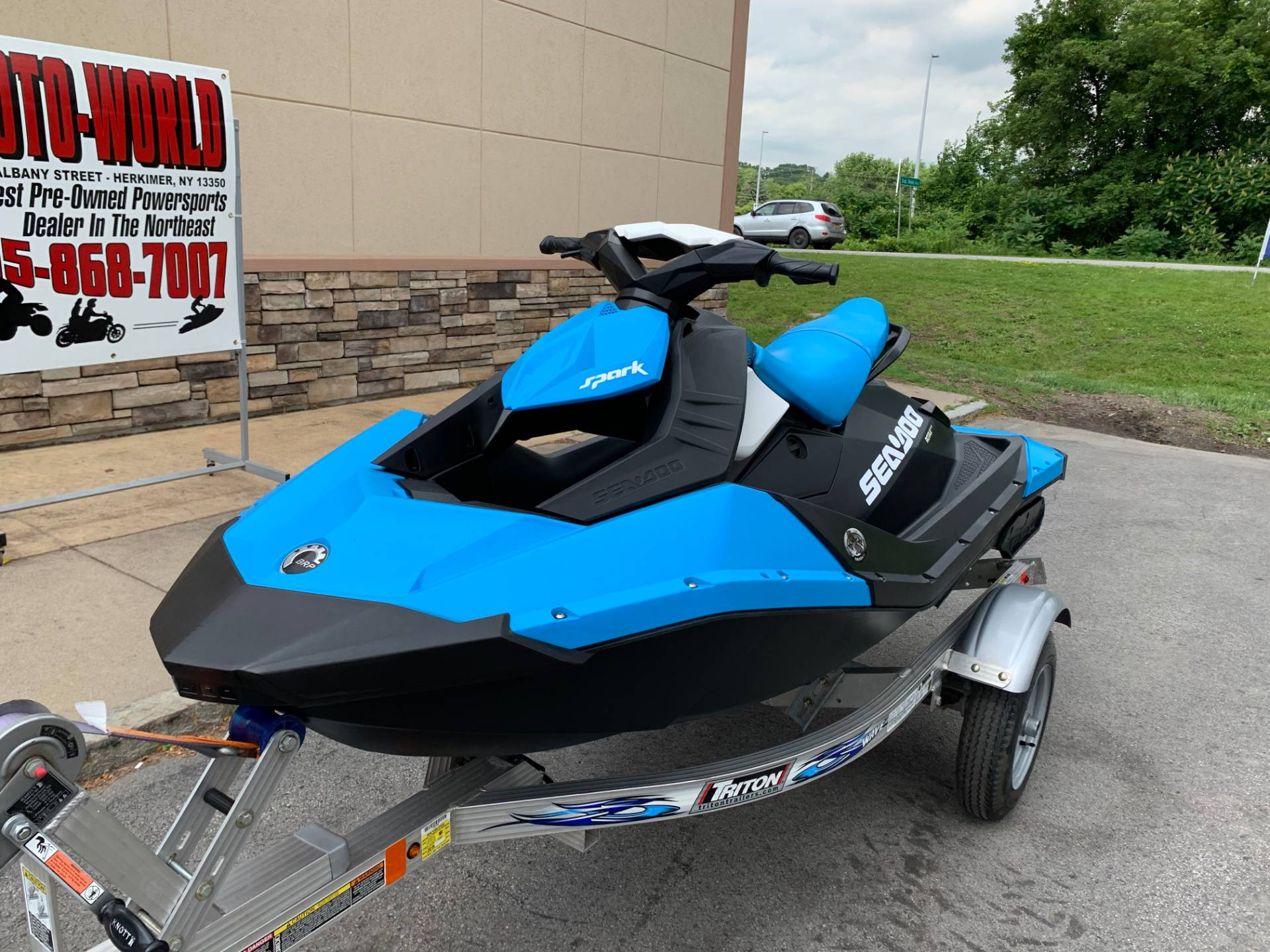 2016 Sea-Doo Spark 2up 900 ACE in Herkimer, New York - Photo 20