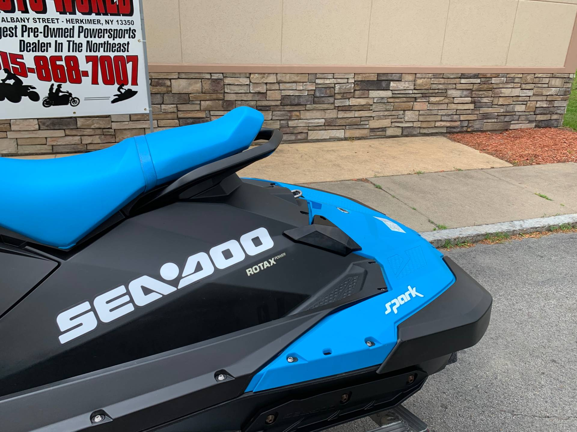 2016 Sea-Doo Spark 2up 900 ACE in Herkimer, New York - Photo 21