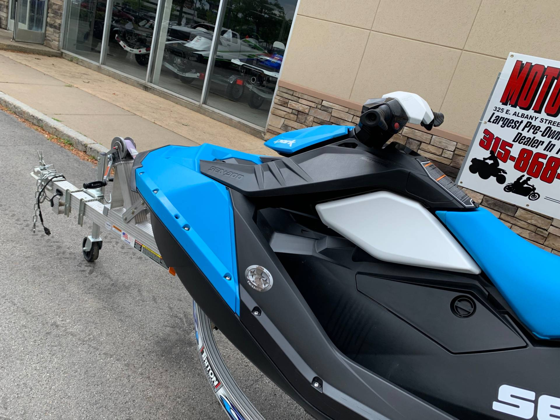 2016 Sea-Doo Spark 2up 900 ACE in Herkimer, New York - Photo 22