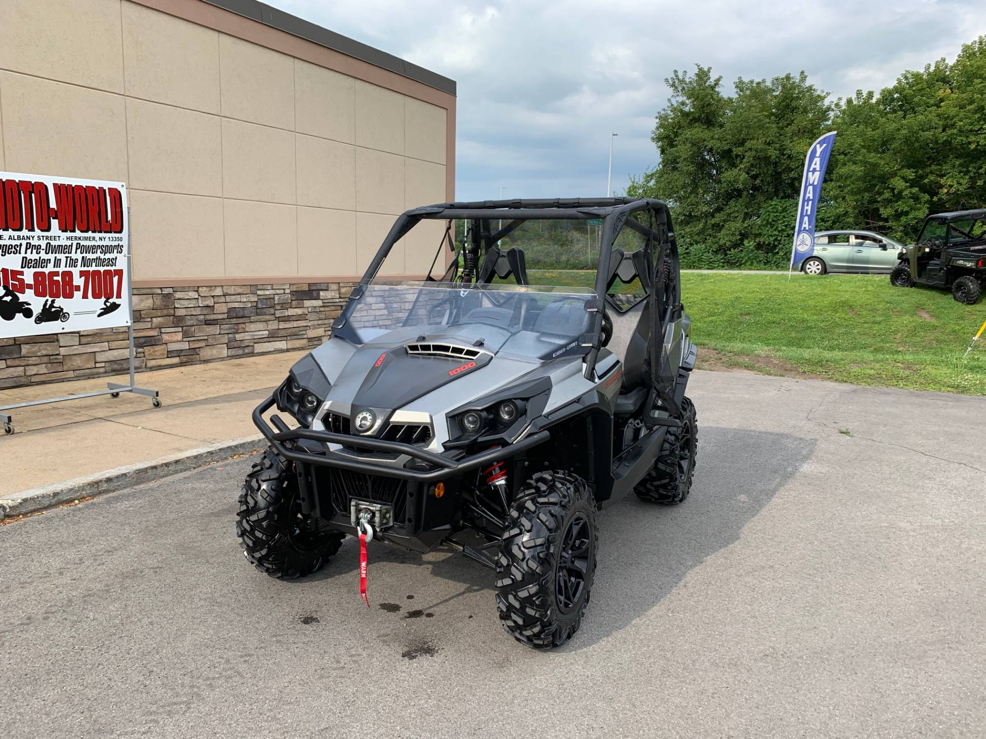 2017 Can-Am Commander XT 1000 in Herkimer, New York - Photo 4