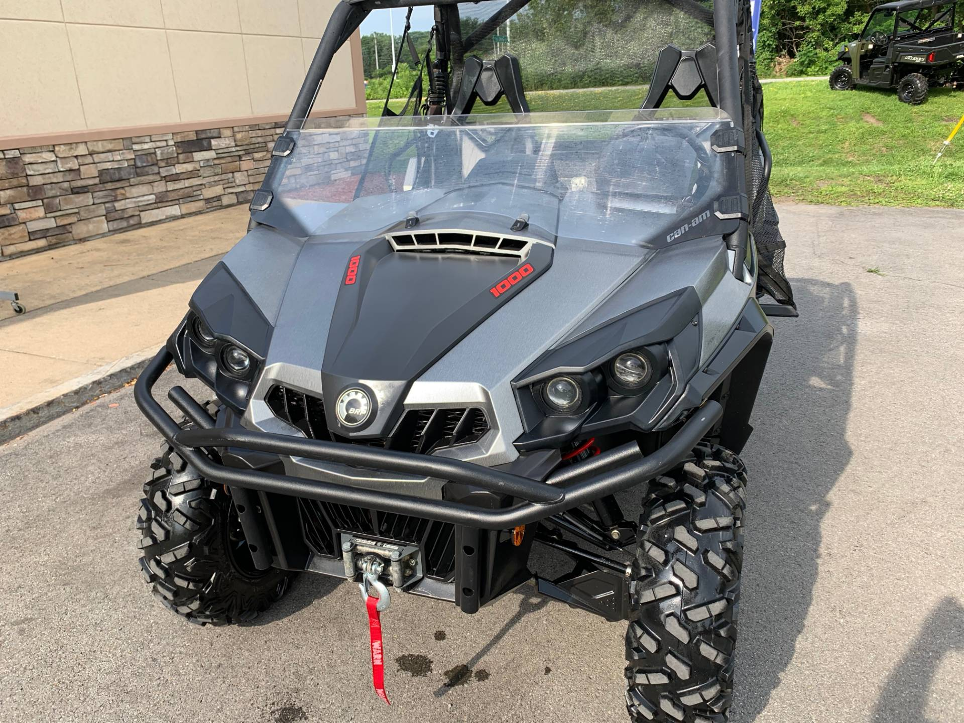 2017 Can-Am Commander XT 1000 in Herkimer, New York - Photo 17