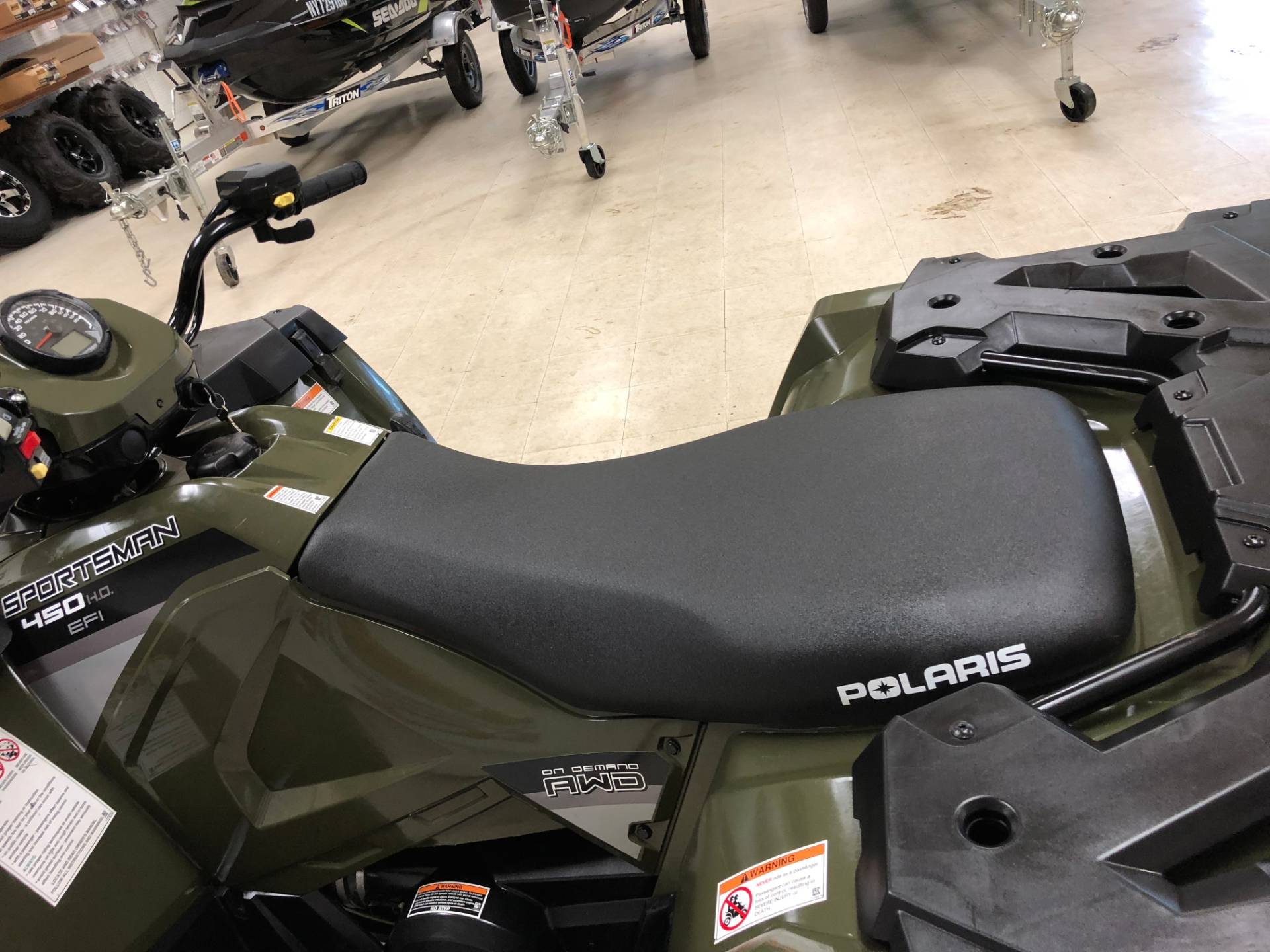 2016 Polaris Sportsman 450 H.O. in Herkimer, New York