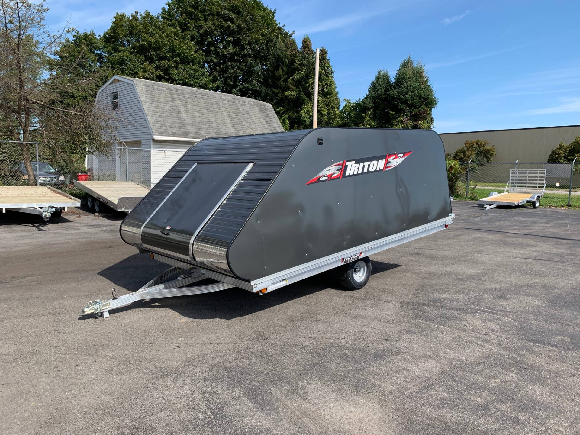 2020 Triton Trailers 2KF-12 Cover in Herkimer, New York - Photo 1