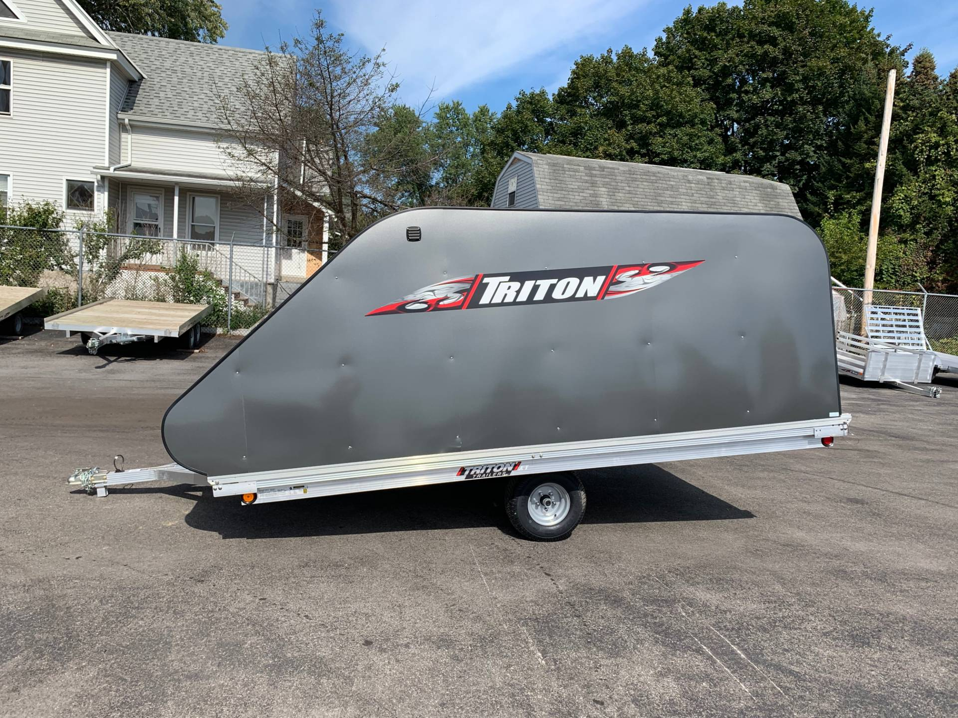 2020 Triton Trailers 2KF-12 Cover in Herkimer, New York - Photo 2