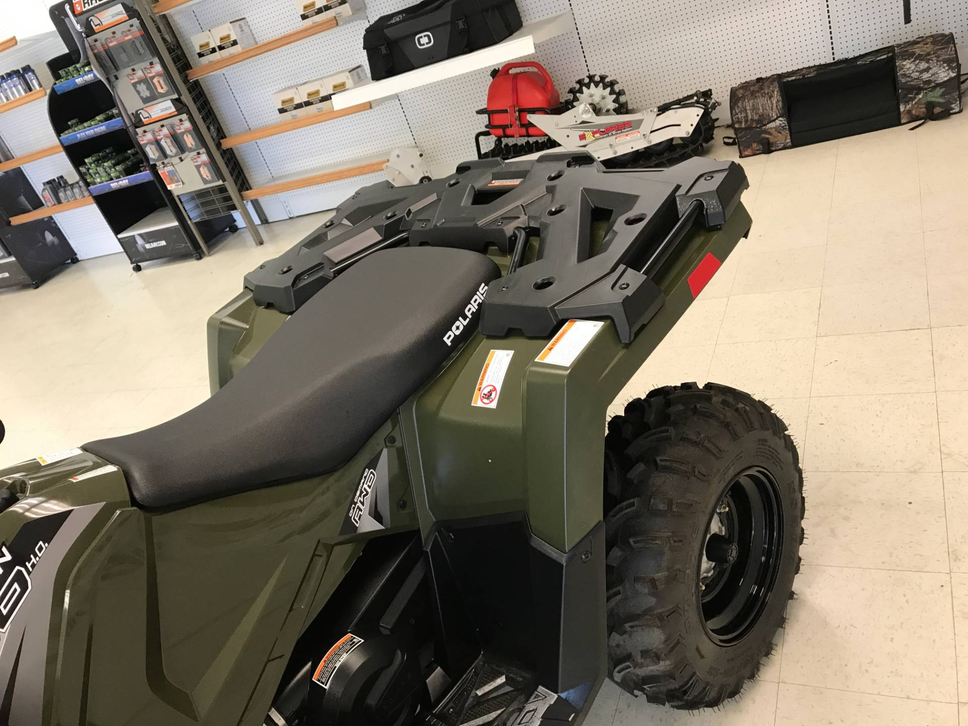 2017 Polaris Sportsman 450 H.O. in Herkimer, New York