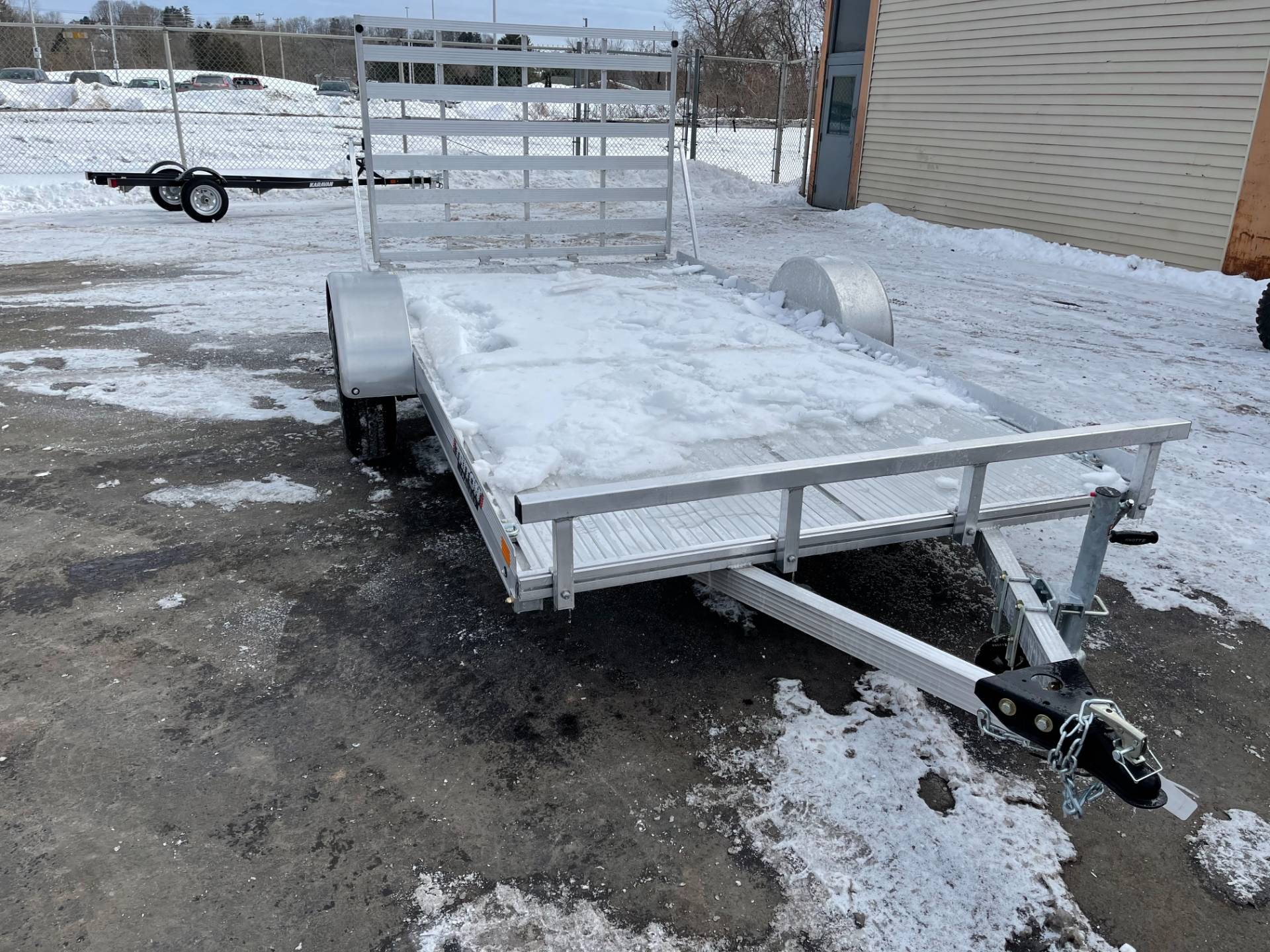 2021 Triton Trailers FIT 1272 in Herkimer, New York - Photo 1