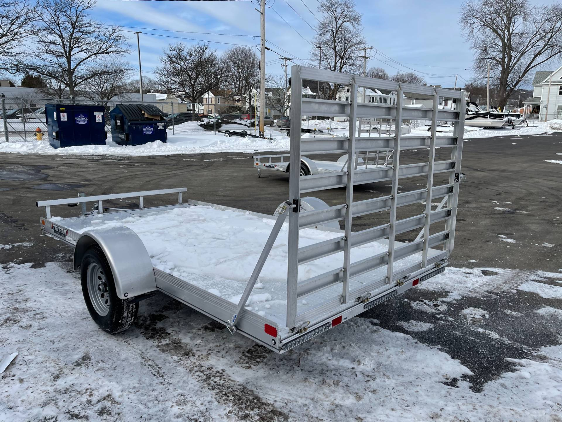 2021 Triton Trailers FIT 1272 in Herkimer, New York - Photo 4