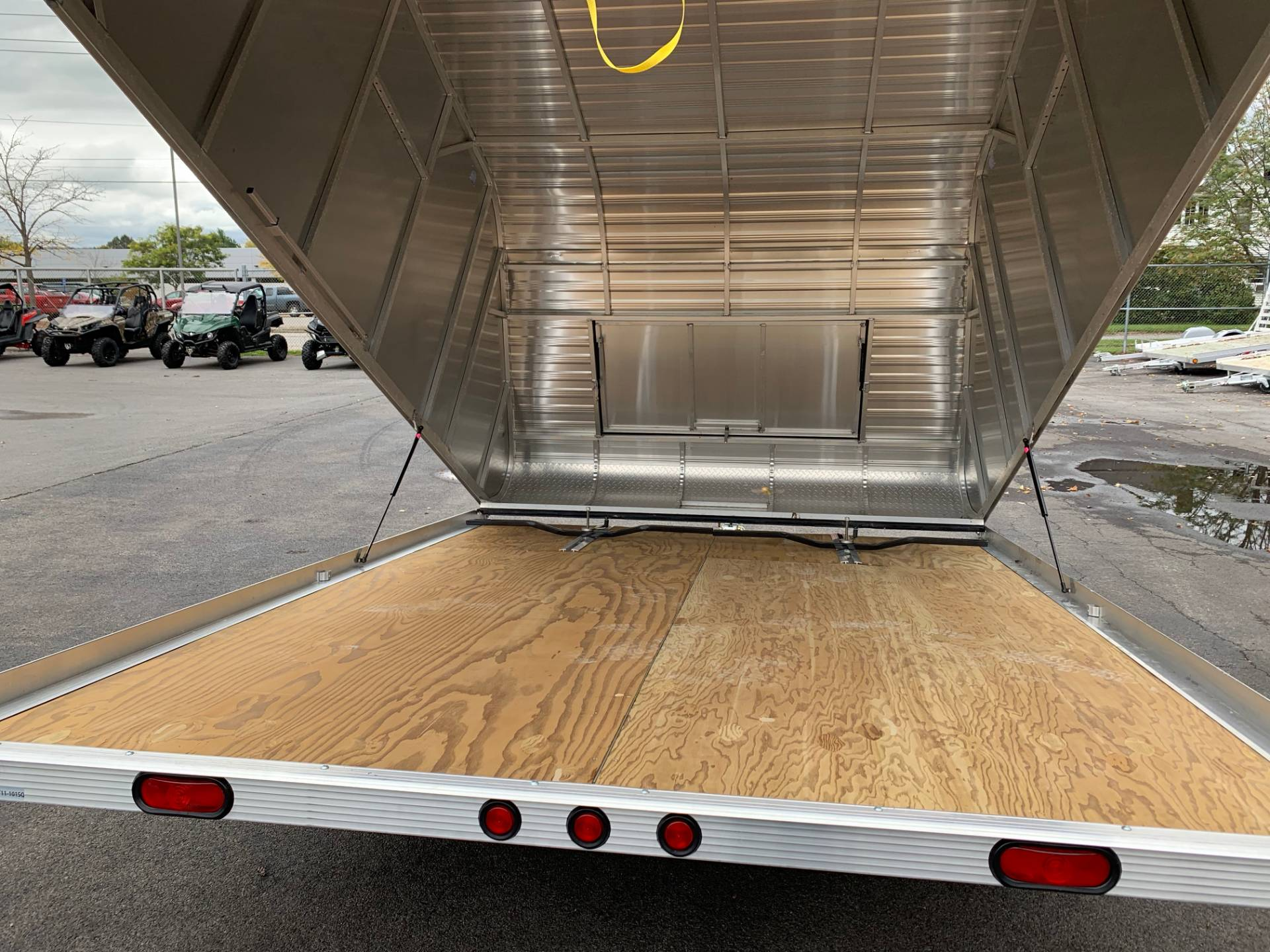 2020 Triton Trailers 2KF-11 Cover in Herkimer, New York - Photo 5