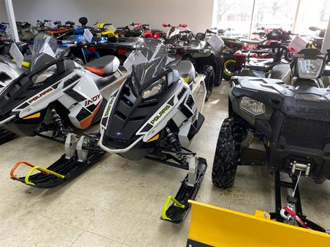 2019 Polaris 550 INDY 121 ES in Herkimer, New York