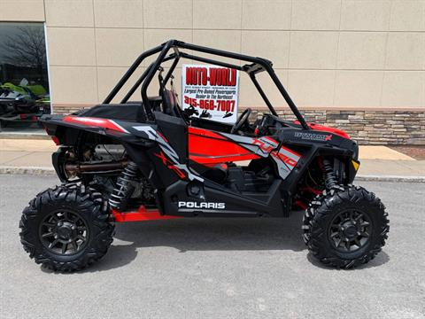 2018 Polaris RZR XP Turbo EPS Dynamix Edition in Herkimer, New York